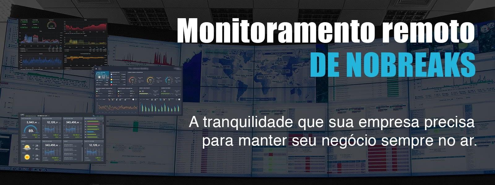 Banner monitoramento de nobreak 2